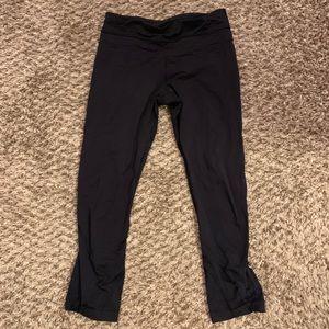 Lululemon crops leggings tights pants size 4 small
